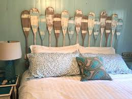 themed headboards coastal chic headboard for style bedroom and style