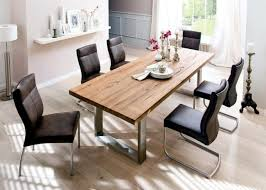 solid wood dining room tables modern dining tables solid wood provide a warm atmosphere in the