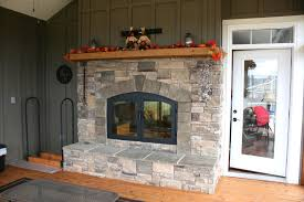 wood burning fireplace designs stone ideas corner living room
