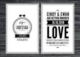 cool wedding invitations 35 stylish and creative wedding invitation designs for inspiration