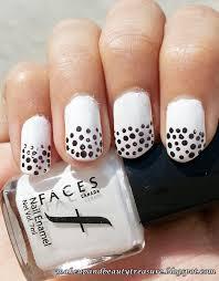 nail art designs dotting toolartnailsart easy quatrefoil nail art