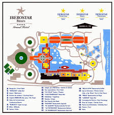 Punta Mita Mexico Map by Mexico U0026 Caribbean Iberostar Resorts Maps