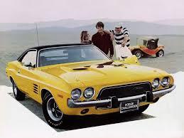 Dodge Challenger 1974 - 1974 dodge challenger rallye car insurance info