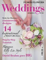 Wedding Flowers Magazine Fusion Flowers Weddings 9 Magazine 2014 15 Wedding Magazines