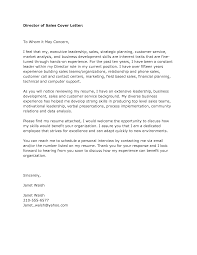 best sales representative cover letter examples livecareer