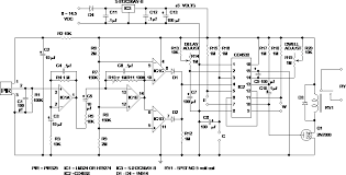 motion detector module and kit