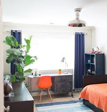 Turquoise And Orange Bedroom Design Reveal Blue And Orange Boys Bedroom Simplified Bee