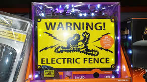 spirit halloween new jersey electric fence halloween youtube