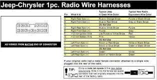 yj radio wiring wiring diagram byblank