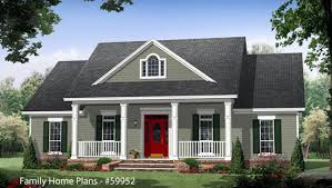 ideas about country home plans with front porch free home