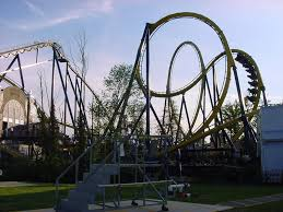 Six Flags Oh Six Flags Ohio Superman Batman Knight Flight U0026 More