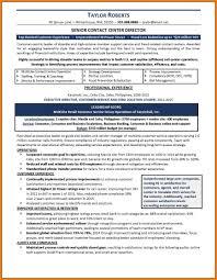 Store Manager Resume Example Sample Data Center Manager Resume Virtren Com
