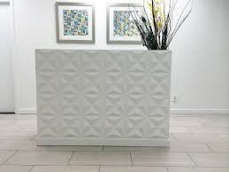 Reception Desk For Salon Salon Reception Desk For Sale White Modern Voicesofimani