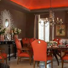 brown eclectic dining room photos hgtv
