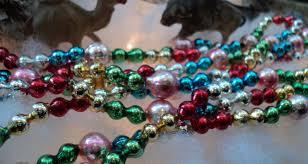glass bead garland for tree rainforest islands ferry