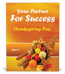 thanksgiving poster template design id 0000000721