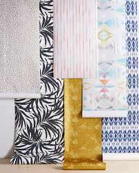 Peel Off Wallpaper | peel off easy to remove wallpaper martha stewart