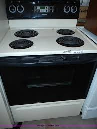 Ge Electric Cooktops 5 Maytag Electric Stove And Ovens Item Bb9915 Sold Au