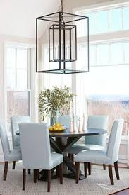 Lighting For Dining Room Table Inspired Still By Beth Webb Wide Plank Bungalow And Chandeliers