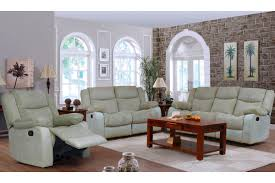 Cheap Sofa Sets Online In India Buy Metro 3 2 1 Seater Green Fabric Recliner Sofa Set Online In