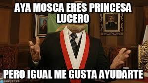 Lucero Meme - aya mosca eres princesa lucero meme lisuratas meme on memegen