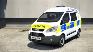 ford transit 2015 2015 met police ford transit custom station van vehicle models