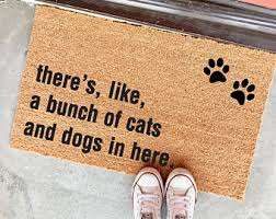 Soggy Doggy Doormat Canada The Original There U0027s Like A Bunch Of Dogs In Here