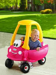 toddler toy car little tikes cozy coupe