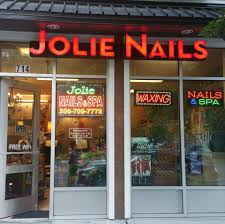 jolie nails and spa home facebook