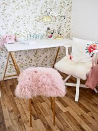 14 faux fur furniture diys for coziness and glam shelterness