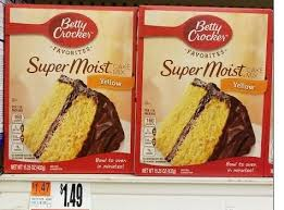 betty crocker cake mix only 49 at stop u0026 shop how to shop for