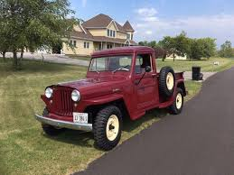 custom willys jeepster wanted ewillys
