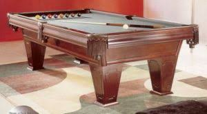brunswick used pool tables pool table chicago used slate pool tables chicago