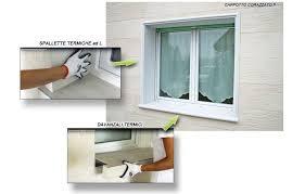 davanzali in marmo prezzo davanzale termico isolante copri soglia finestra isolamento