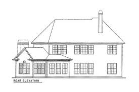 House Plans With Keeping Rooms Angled Keeping Room Home Plan 15798ge Architectural Designs