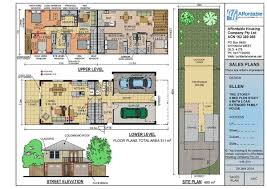 dual living house plans australia specificationsduo dual living