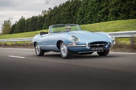 classic jaguar u0027s e type zero is a true classic with a future proof