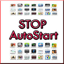 android autostart app how to stop start up apps on android tricksnow