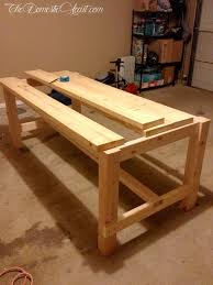 how to make a rustic kitchen table how to build a rustic dining table coma frique studio c88685d1776b