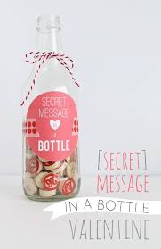 diy message in a bottle secret message in a bottle my s suitcase