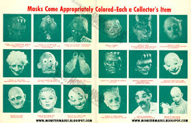 2012 Don Post Studios Catalog Blood Curdling Blog Of Monster Masks by Early 1960 U0027s Don Post Catalog Blood Curdling Blog Of Monster Masks