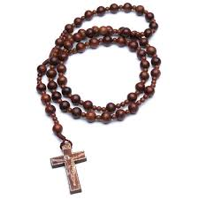 wooden rosaries handmade wooden rosary 10 pack lighthouse catholic media