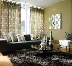 Decorated Living Rooms by Purple And Black Living Room Living Room Ideas