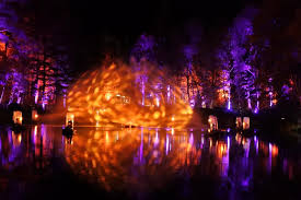 enchanted forest of light tickets the enchanted forest home facebook