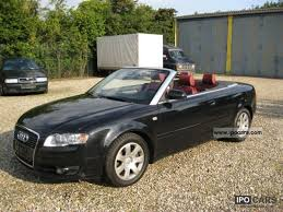 audi a4 2007 convertible 2007 audi a4 2 0 tfsi e related infomation specifications weili