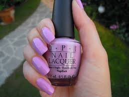 o p i nail polish pantone radiant orchid style files nails