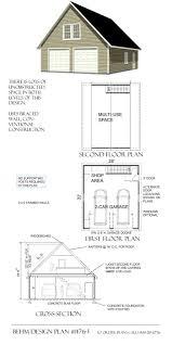 3 Car Garage Plans by 27 Best Two Car Garage Plans Images On Pinterest Garage Plans