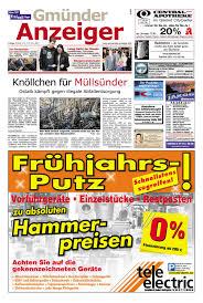 K Hen In U Form G Stig Der Gmünder Anzeiger Kw 11 By Sdz Medien Issuu