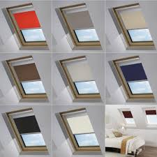 velux roller roof blinds valley blinds