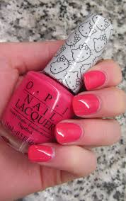 opi hello kitty collection review swatches spring 2016